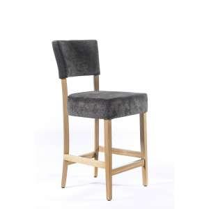 achat de tabourets en bois hauteur 65 cm 4 pieds. Black Bedroom Furniture Sets. Home Design Ideas
