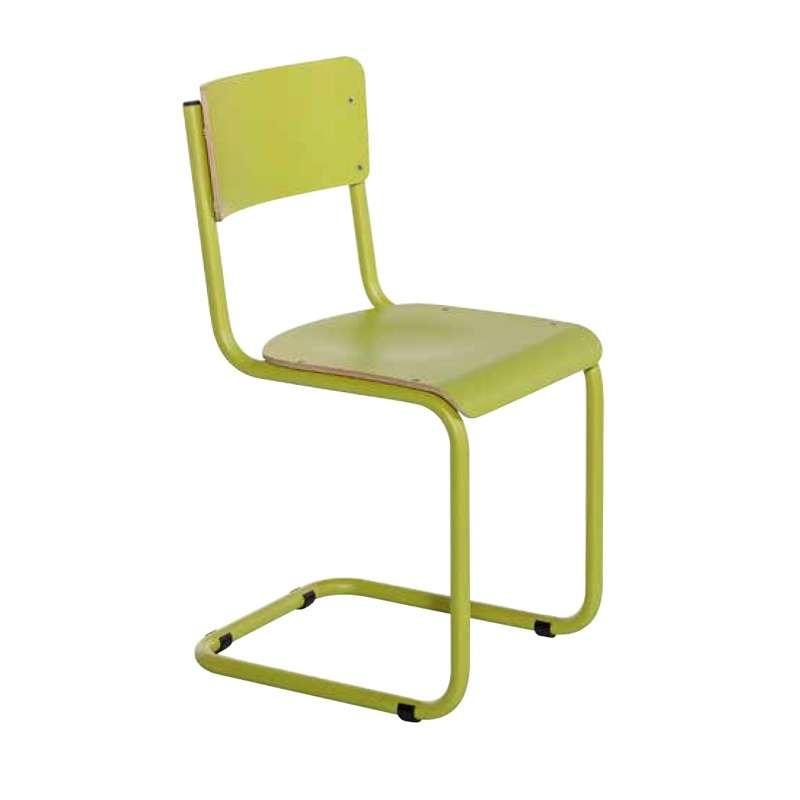 chaise r233tro en bois et m233tal vintage 4 pieds tables