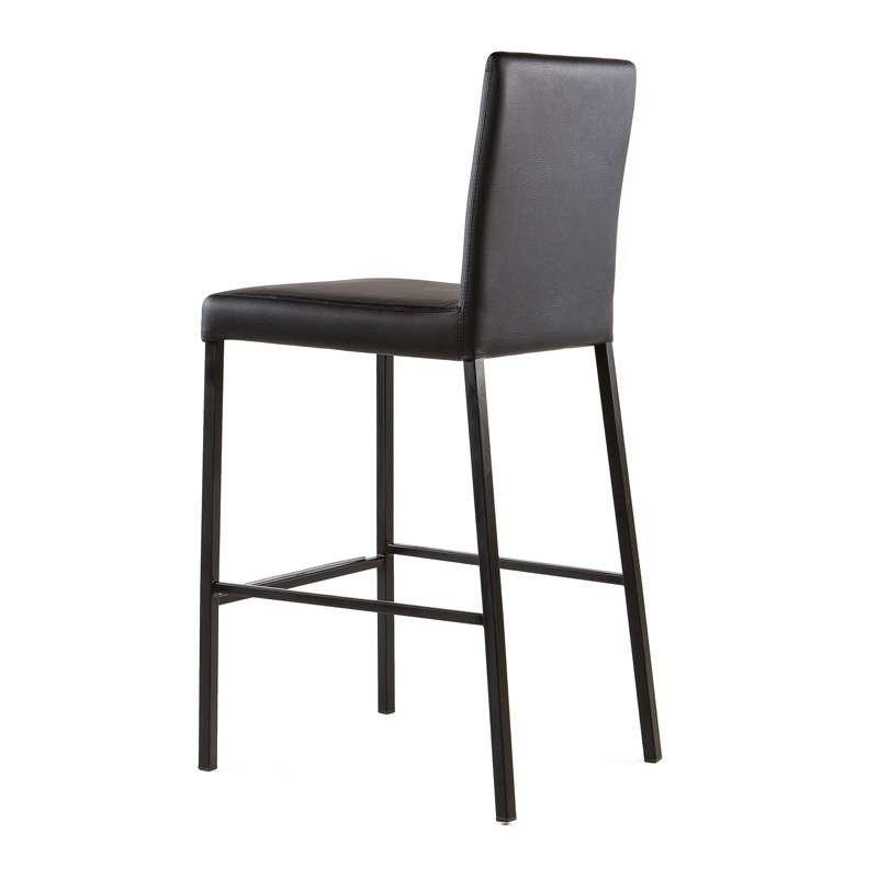 tabouret contemporain en synth tique garda 4 pieds tables chaises et tabourets. Black Bedroom Furniture Sets. Home Design Ideas