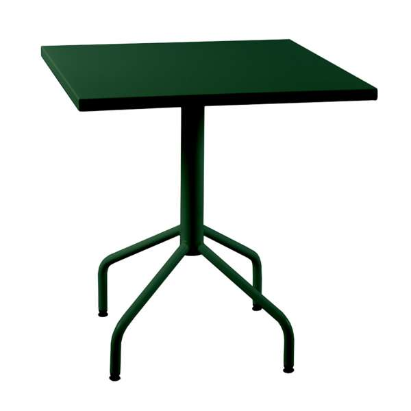 Table de jardin pliante en métal - Riviera 4 1 - 5