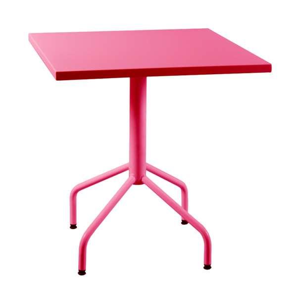 Table de jardin pliante en métal - Riviera 4 5 - 2