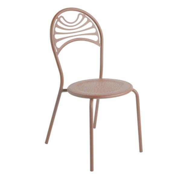 Chaise de jardin contemporaine en métal - Cabaret 3 - 3