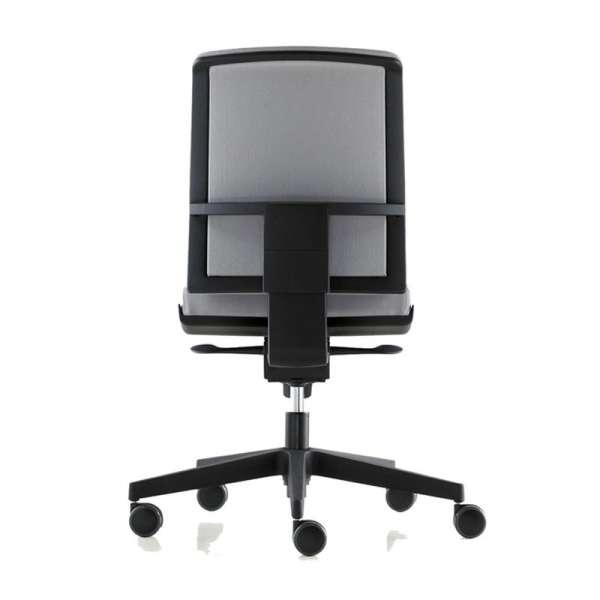 Chaise de bureau avec dossier tapissé - Tela TA55 2 - 2