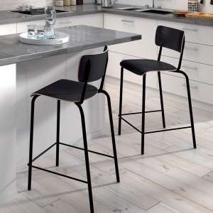 achat de tabourets snack hauteur 65 cm 4 pieds. Black Bedroom Furniture Sets. Home Design Ideas