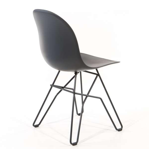 Chaise design en polypropylène et métal - 1664 Academy Connubia 7 - 7