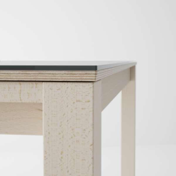 Table en verre extensible - Table Quadra - 3