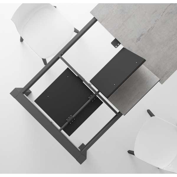 Table en céramique extensible Quadra  - 15