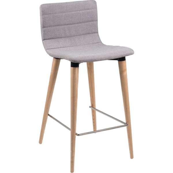 tabouret de bar scandinave great chaise bar pied bois with tabouret de bar scandinave tabouret. Black Bedroom Furniture Sets. Home Design Ideas
