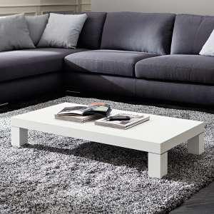 Table basse contemporaine en bois - Anna 2
