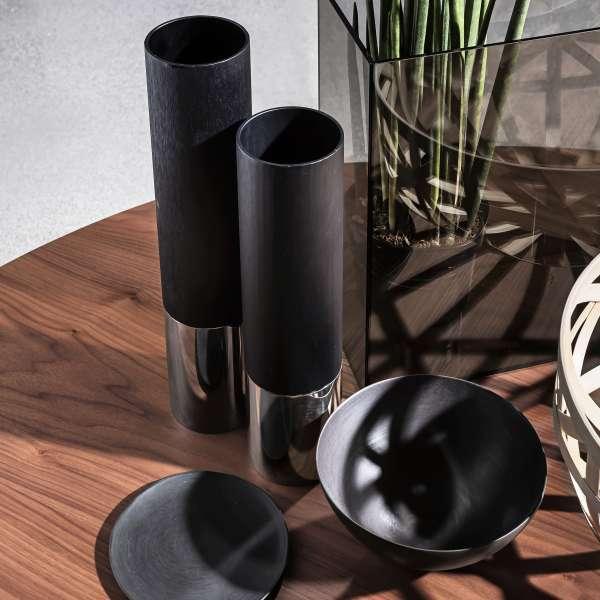 Table ronde design bois - Flute Sovet® - 2