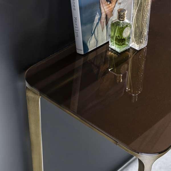 Console en verre - Slim 8 Sovet® 12 - 5