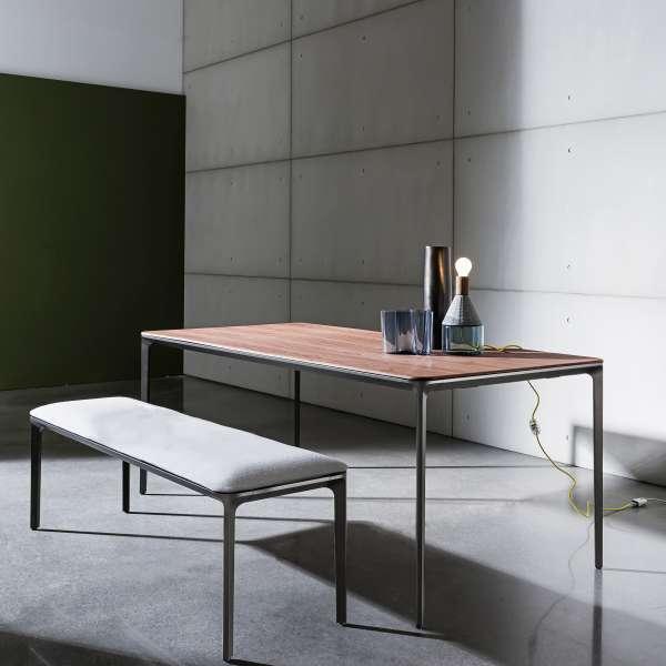 Table design plateau bois - Slim Sovet® 3 - 3
