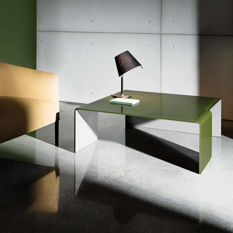 table basse design rectangulaire en verre spider sovet 4. Black Bedroom Furniture Sets. Home Design Ideas