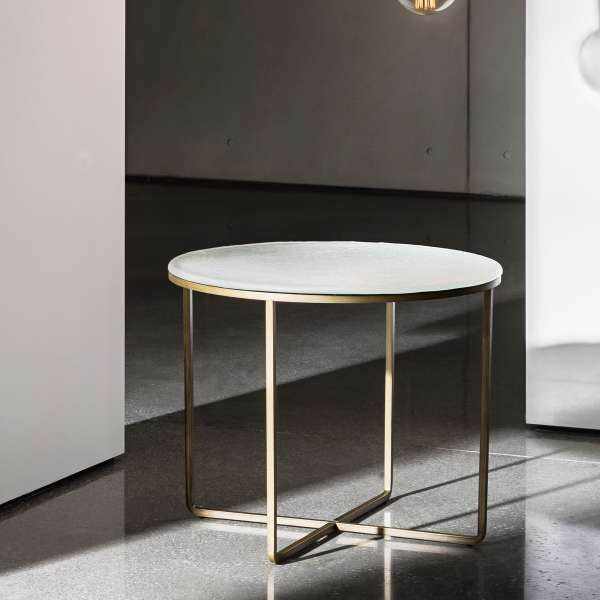 Table basse ronde en verre - Piktor Sovet 4 - 4