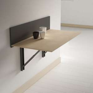 table murale soldes 4 pieds. Black Bedroom Furniture Sets. Home Design Ideas