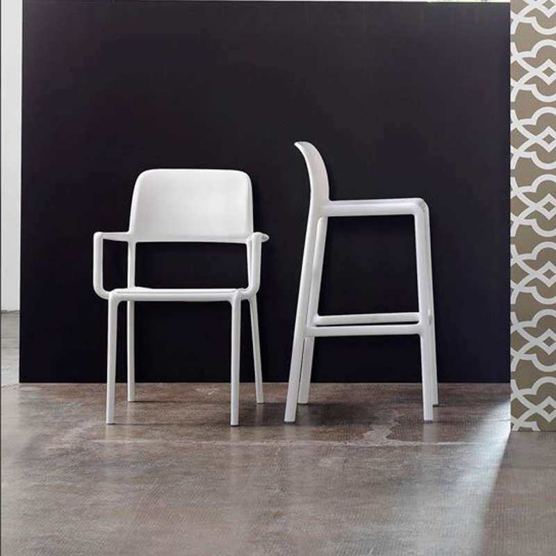 fauteuil d 39 ext rieur en polypropyl ne riva 4. Black Bedroom Furniture Sets. Home Design Ideas