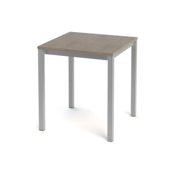 Table snack de cuisine carrée en stratifié - Vienna 3 - 3