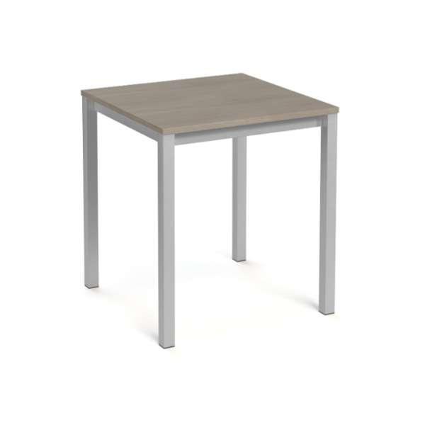 Table snack de cuisine carrée en stratifié - Vienna 4 - 4