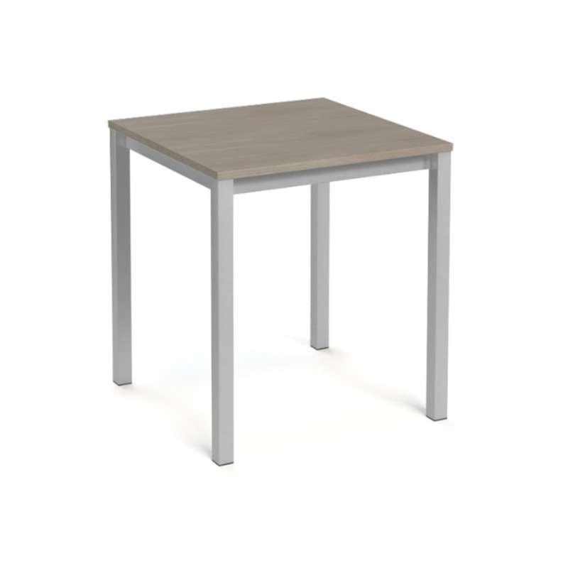 table snack de cuisine carr e en stratifi vienna 4 pieds tables chaises et tabourets. Black Bedroom Furniture Sets. Home Design Ideas