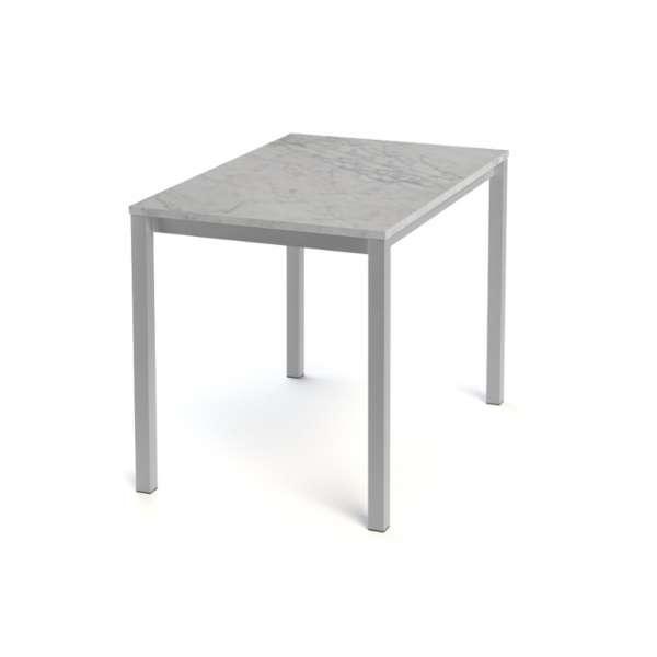 Table snack de cuisine rectangle en stratifié - Vienna 3 - 3