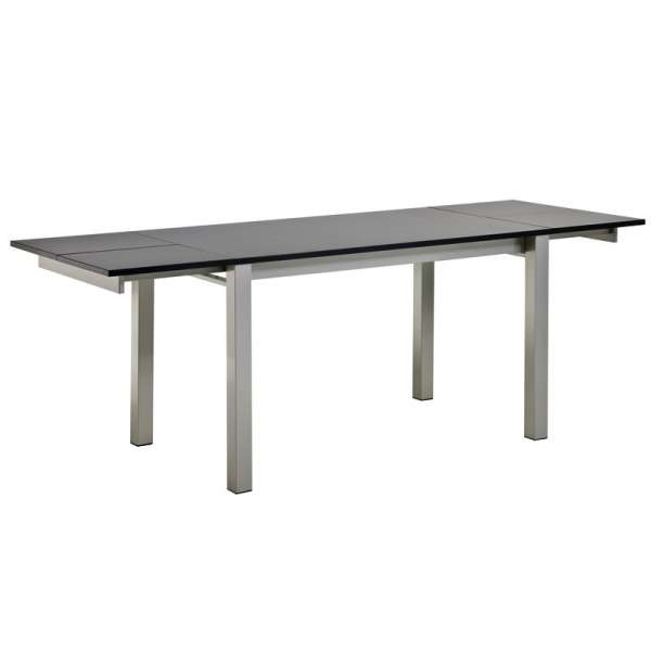 Table snack de cuisine extensible en stratifi alicante for Table extensible cuisine