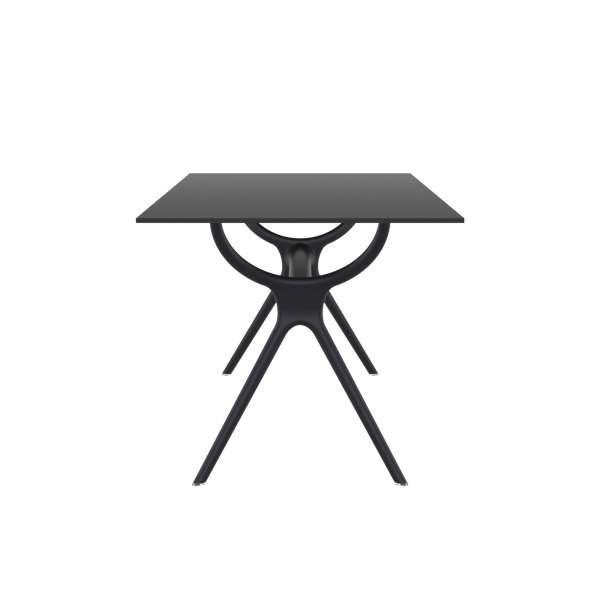 Table rectangulaire en stratifié et polypropylène - Air 5 - 5