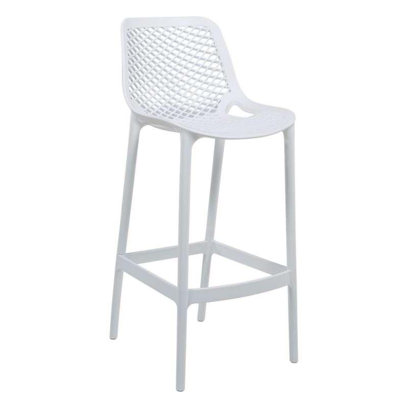 Tabouret Moderne En Polypropylène - Air | 4 Pieds : Tables