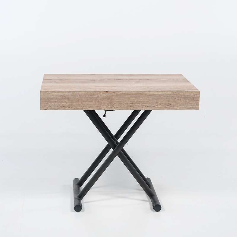 table relevable avec allonges compact 2 11 - Table Reglable En Hauteur Avec Rallonge