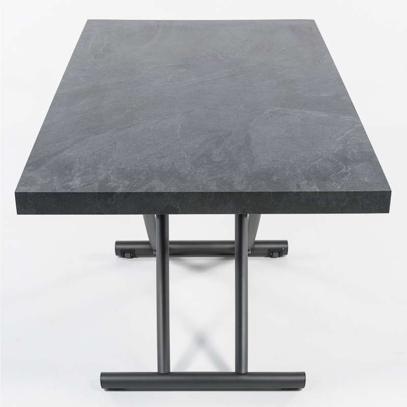 stunning table salon ardoise contemporary awesome