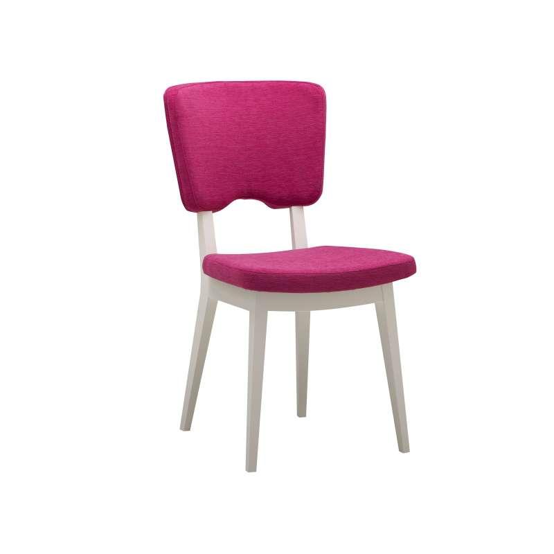 chaise cocooning en tissu et bois cocoon 4 pieds tables chaises et tabourets. Black Bedroom Furniture Sets. Home Design Ideas