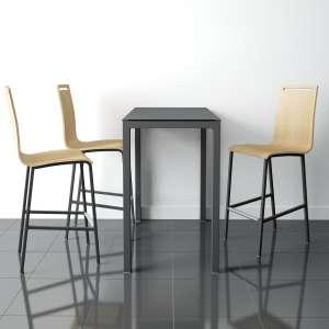 Table rectangulaire moderne en céramique - Logic