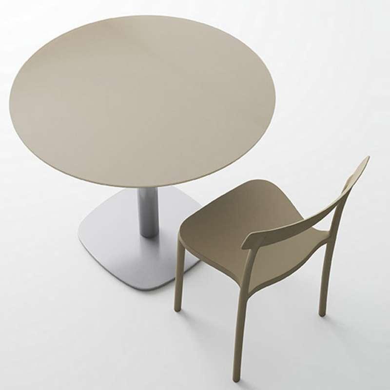 Table de cuisine ronde en verre petit espace circus 4 for Petites tables rondes