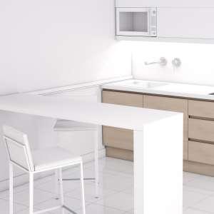 Table snack coulissante en céramique et métal - Slide 4