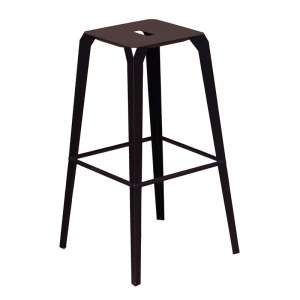 tabouret industriel 4 pieds. Black Bedroom Furniture Sets. Home Design Ideas