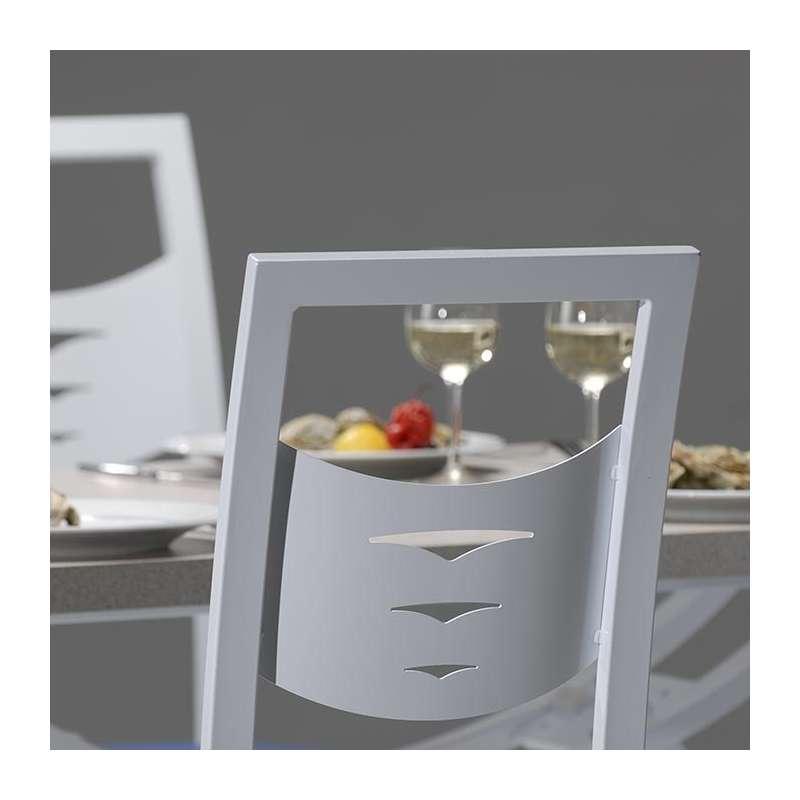 Chaise de cuisine fabrication fran aise en m tal et - Cuisine fabrication francaise ...