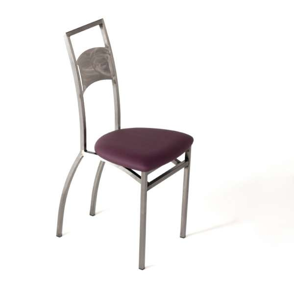 chaise de cuisine industrielle fabrication fran aise liane 4. Black Bedroom Furniture Sets. Home Design Ideas