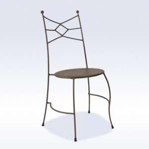 Chaise en métal - Seringua