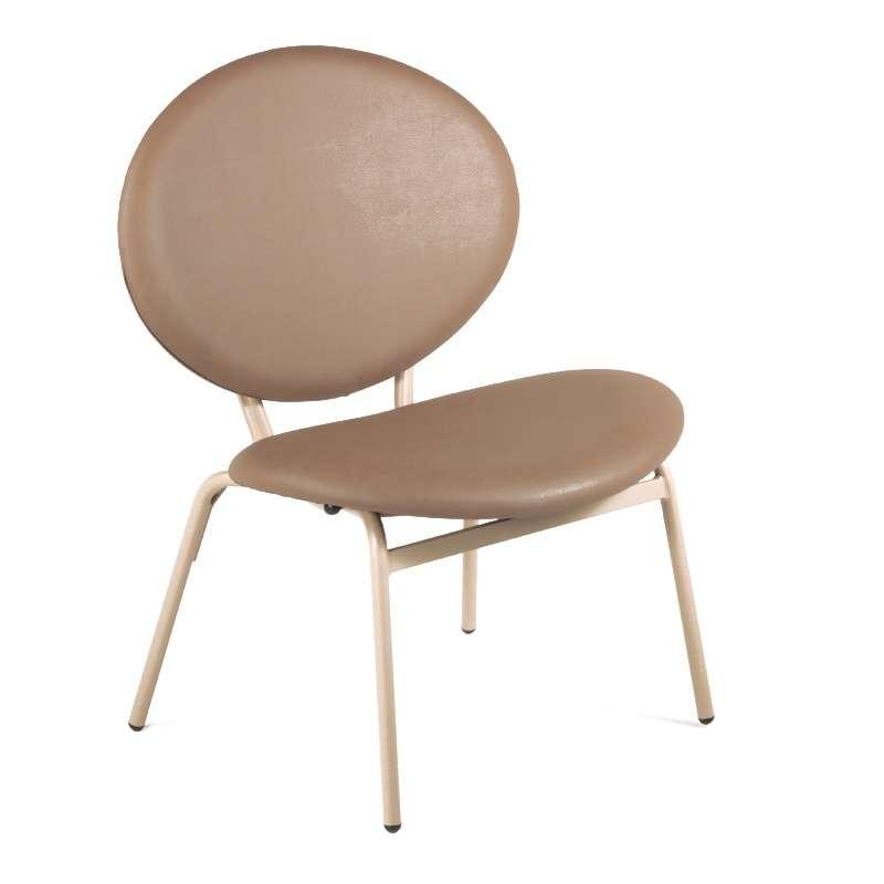 chaise confort ergonomique pour personne corpulente solatium 4 pieds tables chaises et. Black Bedroom Furniture Sets. Home Design Ideas