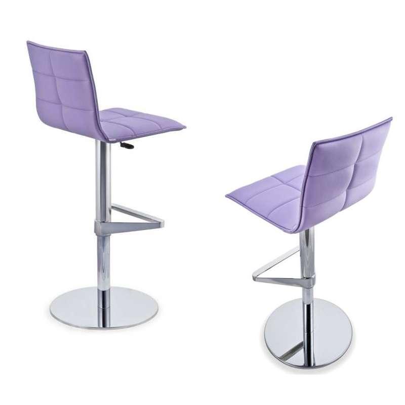 tabouret de bar design iris