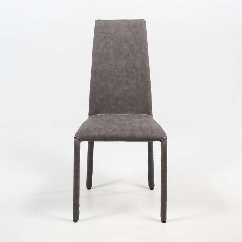 chaise de s jour contemporaine en synth tique dora 4. Black Bedroom Furniture Sets. Home Design Ideas