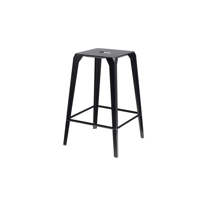 tabouret snack industriel en m tal valence 4. Black Bedroom Furniture Sets. Home Design Ideas