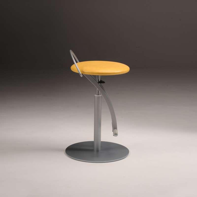 Tabouret Moderne Réglable En Hauteur - Café | 4 Pieds : Tables