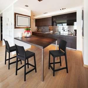achat de tabourets avec dossier 4. Black Bedroom Furniture Sets. Home Design Ideas