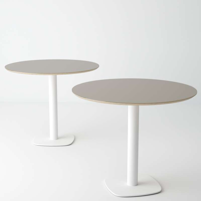 table de cuisine ronde en verre petit espace circus 4. Black Bedroom Furniture Sets. Home Design Ideas