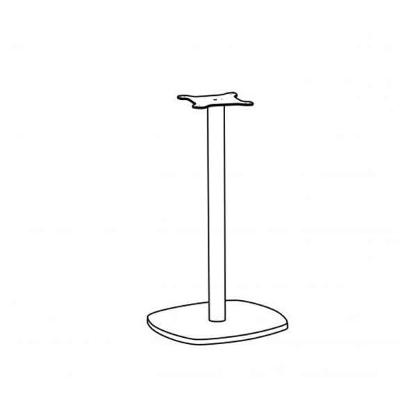 pied central de table en m tal circa 4 pieds tables chaises et tabourets. Black Bedroom Furniture Sets. Home Design Ideas