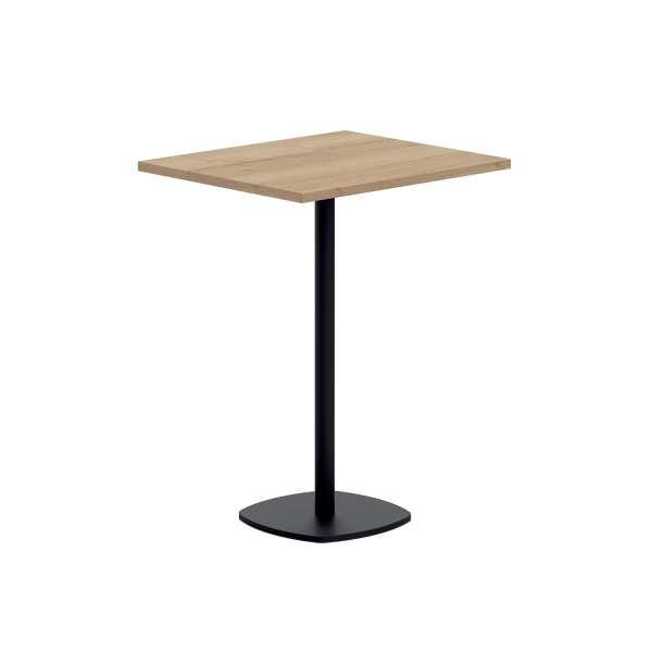 pied central de table en m tal circa 4. Black Bedroom Furniture Sets. Home Design Ideas