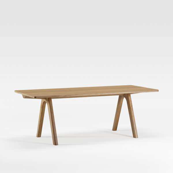 table de designer en bois de fabrication fran u00e7aise