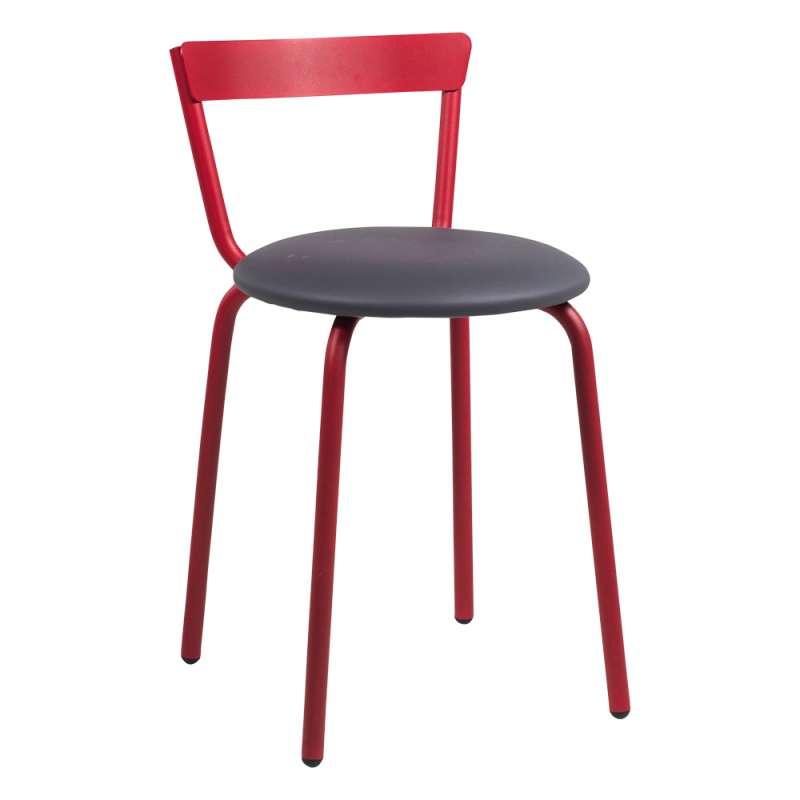 Chaise de cuisine moderne de fabrication fran aise xoxo 4 - Fabricant de cuisine en france ...