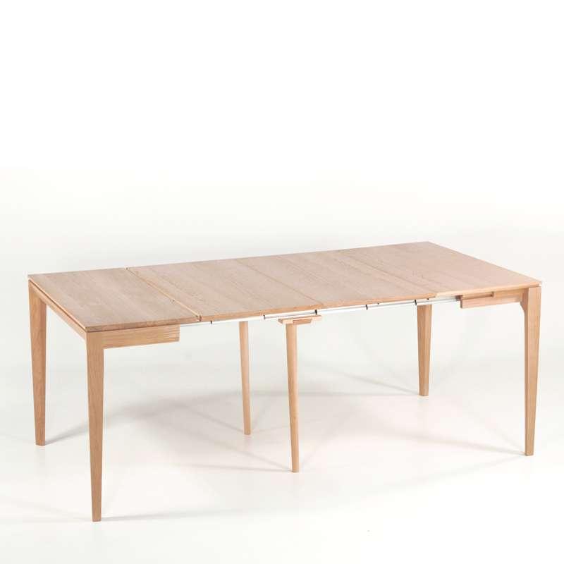 console extensible en bois de ch ne fabrication fran aise buzz 4. Black Bedroom Furniture Sets. Home Design Ideas