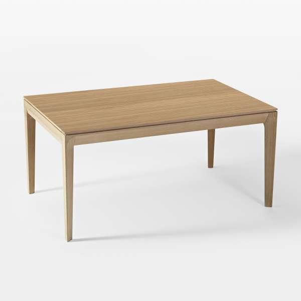 table de salle manger fran aise extensible en ch ne buzz 4. Black Bedroom Furniture Sets. Home Design Ideas